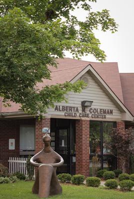 Alberta Coleman Child Care Center - One Parent Scholar House