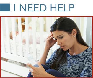 I Need Help - One Parent Scholar House
