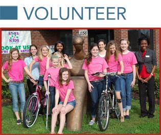 Volunteer - One Parent Scholar House